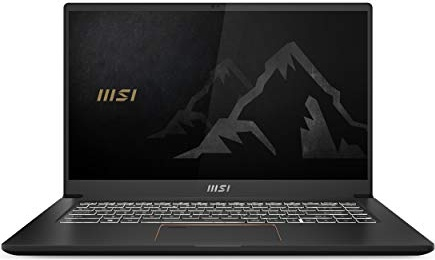 """MSI Summit E15 15.6"""" FHD Touch Ultra Thin and Light Professional Laptop Image"""